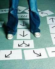 Зона комфорта: сознательный выход – шаг 3