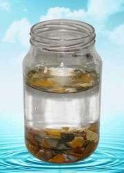 Качество питьевой воды - очистка минералами