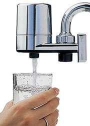 Качество питьевой воды - фильтрация