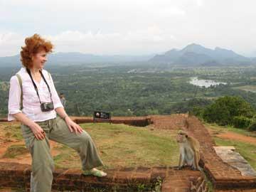 Остров Шри-Ланка - Интересная беседа